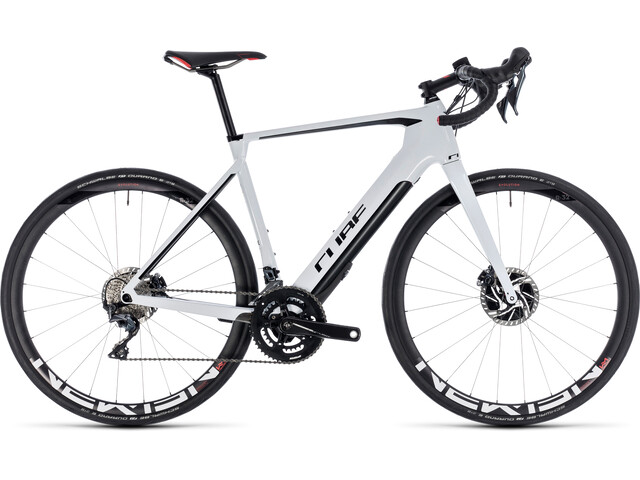 Cube Agree Hybrid C:62 SL Disc White'n'Black